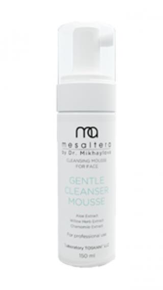 Пенка очищающая универсальная для чувствительной кожи Gentle Cleanser Mousse MedicControlPeel (MCP)