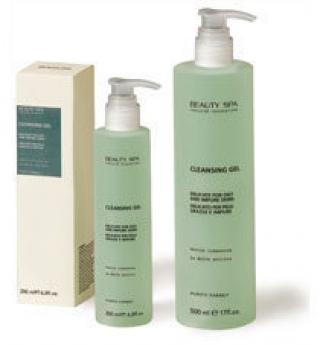"""Очищающий гель """"Клинсинг"""" для комбинированной и жирной кожи Бьюти СПА Purity Cleansing gel Beauty SPA"""