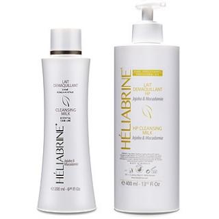 Очищающее молочко с маслами жожоба и карите для всех типов кожи Элиабрин CLEANSING MILK with Jojoba-Macadamia Heliabrine