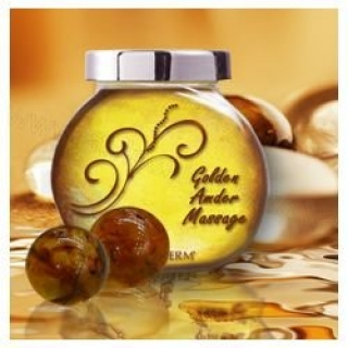 """Гоммаж """"Янтарь и Аргания"""" для всех типов кожи Клерадерм Amber exfoliator Anti-age Kleraderm"""