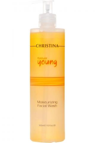 Увлажняющее моющее средство для лица Кристина Forever Young Moisturizing Facial Wash Christina
