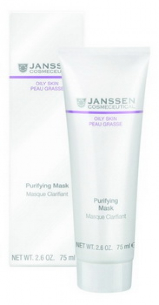Очищающая маска Янссен Purifying Mask Janssen
