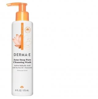 Противоугревое средство для умывания лица Very Clear Дерма Е Very Clear® Acne Cleanser Derma E