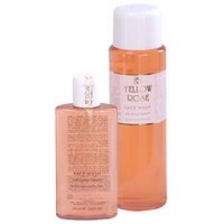 Очищающий гель для сухой и чувствительной кожи Йелоу Роуз Face wash pink Yellow Rose