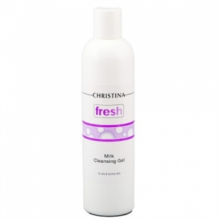 Молочное мыло-гель для всех типов кожи Кристина Fresh Milk Cleansing Gel Christina