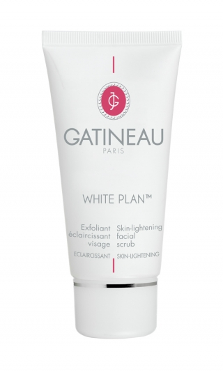 Осветляющий скраб для лица Гатино White Plan Skin-Lightening Facial Scrub Gatineau