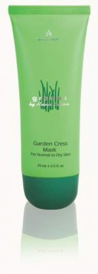 Кресс-салат маска Анна Лотан Greens Garden Cress Anti Stress Mask Anna Lotan
