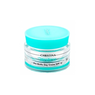 Дневной крем с пробиотическим действием SPF 12 Кристина Unstress Probiotic Day Cream SPF 12 Christina