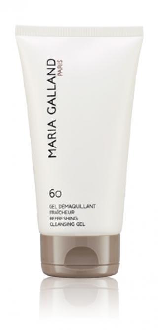 Освежающий очищающий гель для лица Мария Галланд Refreshing Cleansing Gel № 60 Maria Galland