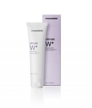 Осветляющая пенка для умывания Мезоэстетик ultimate W+ whitening foam Mesoestetic