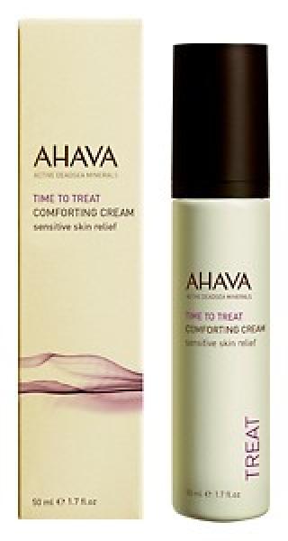 Успокаивающий крем для лица для чувствительной кожи Ахава Comforting Cream AHAVA