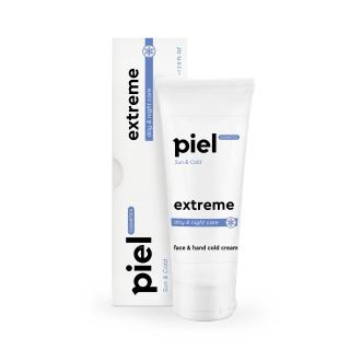 Ежедневный зимний дневной уход за лицом и руками для всех типов кожи Пьель косметикс EXTREME Cream Piel cosmetics