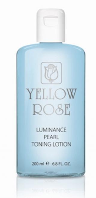 Тонизирующий жемчужный лосьон Йелоу Роуз Luminance pearl toning lotion Yellow Rose