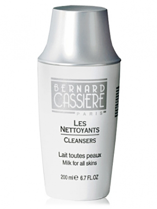Молочко для всех типов кожи Бернард Кассьер Les Demaquillants Cleansers Bernard Cassiere