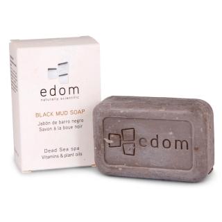 Грязевое мыло для нормальной и жирной кожи Эдом Dead Sea Mud Soap Edom