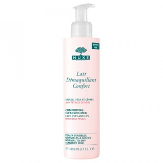 Очищающее молочко Нюкс Soins Demaquillants Comforting cleansing milk Nuxe
