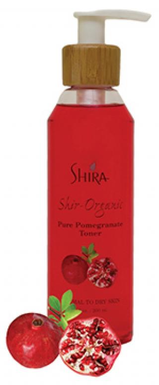 Гранатовый тоник для нормальной и сухой кожи Шира Pomegranate Toner Shira