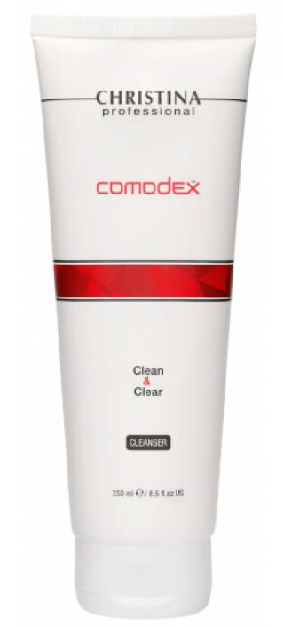 Очищающий гель Кристина Comodex Clean&Clear Cleanser Christina