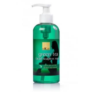 Гель для очищения Доктор Кадир Green Tea-Soapless Soap Dr. Kadir