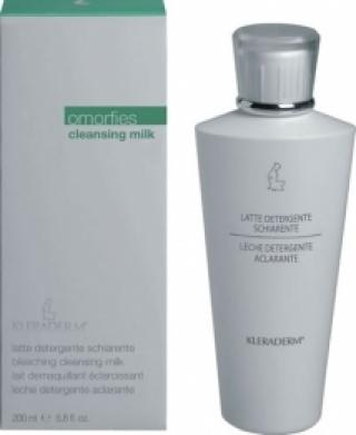 Отбеливающее очищающее молочко «Оморфиз» для всех типов кожи Клерадерм Bleaching cleansing milk Kleraderm