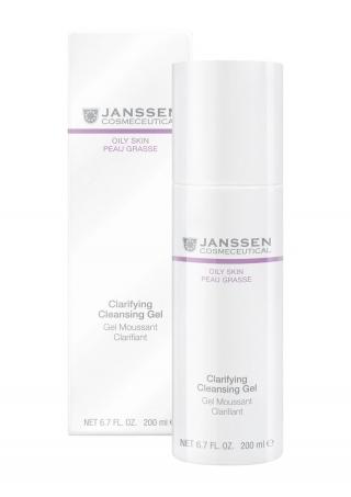 Очищающий гель Янссен Clarifying Cleansing Gel Janssen