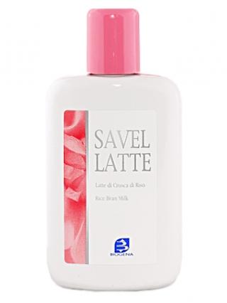 Очищающее молочко для лица с рисовыми отрубями Хистомер Biogena Savel Latte Histomer