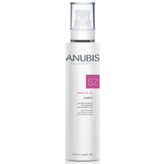 Деликатный успокаивающий лосьон для чувствительной кожи Анубис Sensitive Zul Lotion Anubis