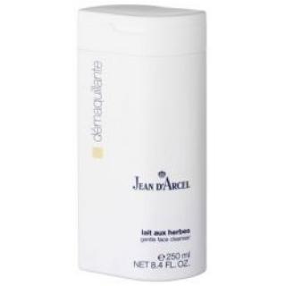 Очищающее молочко для сухой, чувствительной и куперозной кожи Жан д'Арсель Cleansing Lait aux Herbes Jean d'Arcel