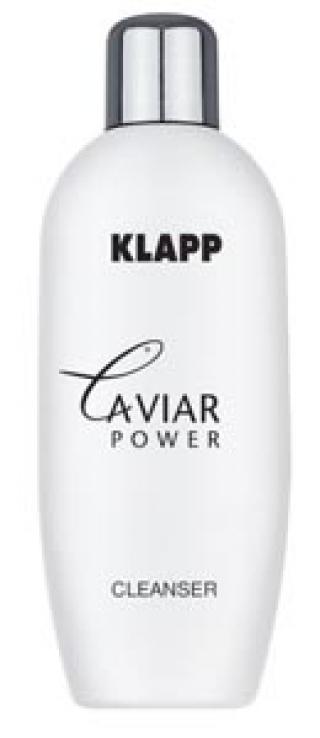 Очищающая эмульсия Энергия Икры Клапп Caviar Power Cleanser Klapp