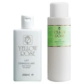 Молочко для снятия макияжа для всех типов кожи Йелоу Роуз Lait Demaquillant Yellow Rose
