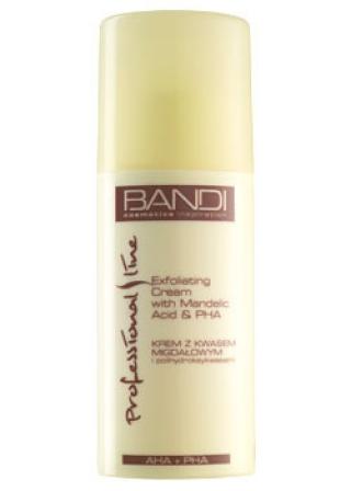 Эксфолирующий крем с миндальной кислотой и PHA Банди Exfoliating Cream with Mandelic Acid & PHA Bandi