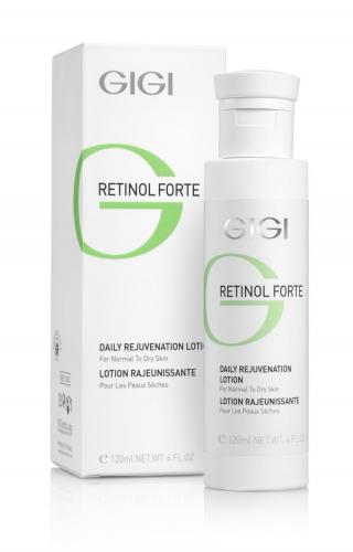 Лосьон-пилинг для сухой и нормальной кожи Джи Джи RETINOL FORTE Daily Rejuvenation Lotion For Normal To Dry Skin Gigi