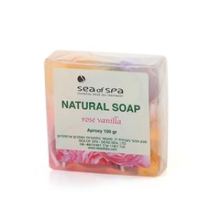 Фруктовое мыло в ассортименте Си Оф Спа Natural soap Sea Of Spa