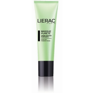 Маска очищающая Лиерак Purifying foaming cream - mask Lierac