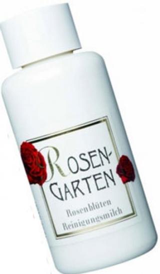 Нежные очищающие сливки для лица Стикс Натуркосметик Rose Garden Gentle cleansing cream for face Styx Naturcosmetic