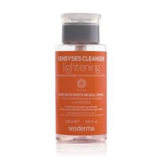 Липосомальный лосьон для снятия макияжа Сесдерма Sensyses Cleanser Lightening Sesderma
