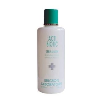 Очищающий гель для жирной кожи Эриксон Лаборатория Acti-Biotic Sebo-Savon Purifying Foaming Gel Ericson Laboratoire
