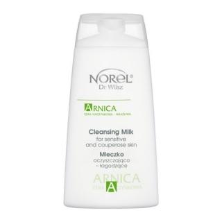Очищающее молочко для кожи с куперозом Норел Arnica – Milk for couperose skin Norel