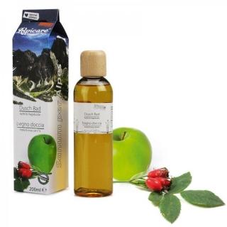 Очищающий гель Альпийское Яблоко + Дикая Роза для лица и тела Виталис, ЭГО Bango doccia mela&rosa canina Vitalis Dr.Joseph (EGO)
