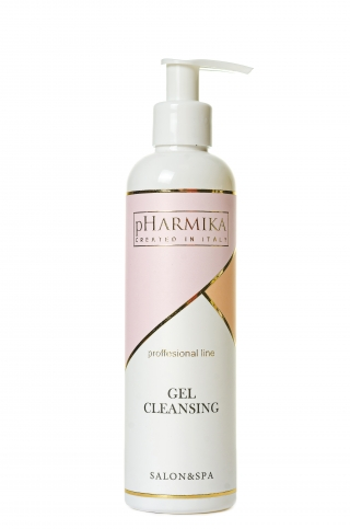 Очищающий гель для всех типов кожи Фармика Cleansing gel pHarmika