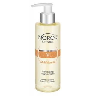 Витаминный тоник для всех типов кожи Норел MultiVitamin Illuminating Vitamin Tonic Norel