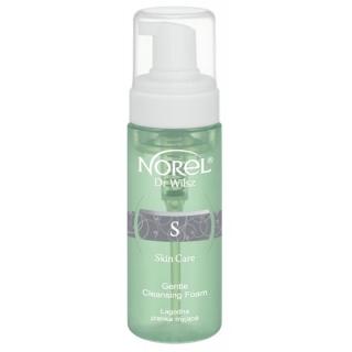 Деликатная очищающая пенка Норел Skin Care Gentle Cleansing Foam Norel