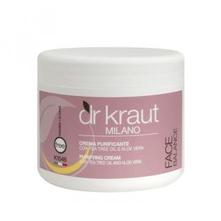 Очищающий и заживляющий крем с Алоэ Вера Доктор Краут Purifying cream with aloe vera gel Dr. Kraut