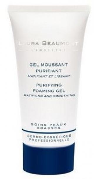 Очищающая пена-гель для жирной и проблемной кожи Лаура Бомонт PURIFYING FOAMING GEL Laura Beaumont