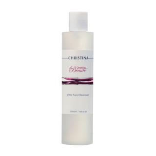Очищающий гель на основе экстрактов винограда Кристина Chateau de Beaute Vino Pure Cleanser Christina