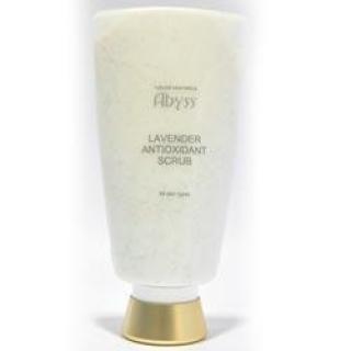 Антиоксидантный крем-скраб с лавандой Спа Абисс Lavender Antioxidant Scrub Spa Abyss