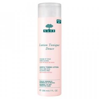 Тонизирующий лосьон Нюкс Soins Demaquillants Gentle toning lotion Nuxe