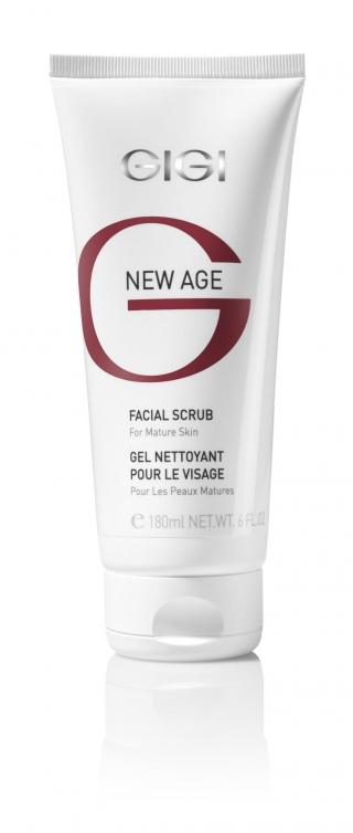 Скраб для лица Джи Джи New Age Face Scrab Gigi