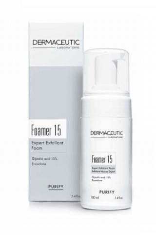 Очищающая пенка Дермацевтик Foamer 15 Dermaceutic