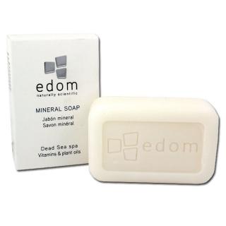 Минеральное мыло для всех типов кожи Эдом Dead Sea Mineral Soap Edom